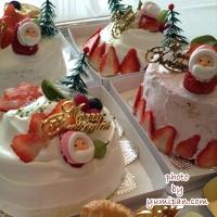 クリスマスケーキデコレーション | 品川教室12月の1dayレッスン 1