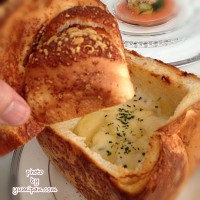 折り込みパルメザンチーズ食パン | 品川教室 12月の1dayレッスン 1