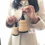 素敵なナンタケットバスケット教室東京品川姫路ゆみぱんクリスマスベル