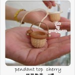 pendant top cherry 檜垣さん