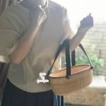 素敵なナンタケットバスケット教室東京品川姫路12×6バントレイ常澤美香