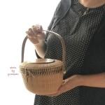 素敵なナンタケットバスケット教室東京品川姫路アランモールド衣笠尚美