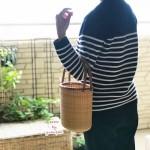 素敵なナンタケットバスケット教室東京品川7オペラトール竹谷佳子