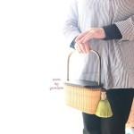 素敵なナンタケットバスケット教室姫路タッパーズオーダータッセル衣笠