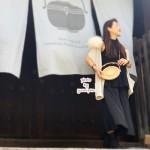 素敵なナンタケットバスケット教室東京品川姫路ドックマギーポシェットスマホケース前野ゆみ建仁寺